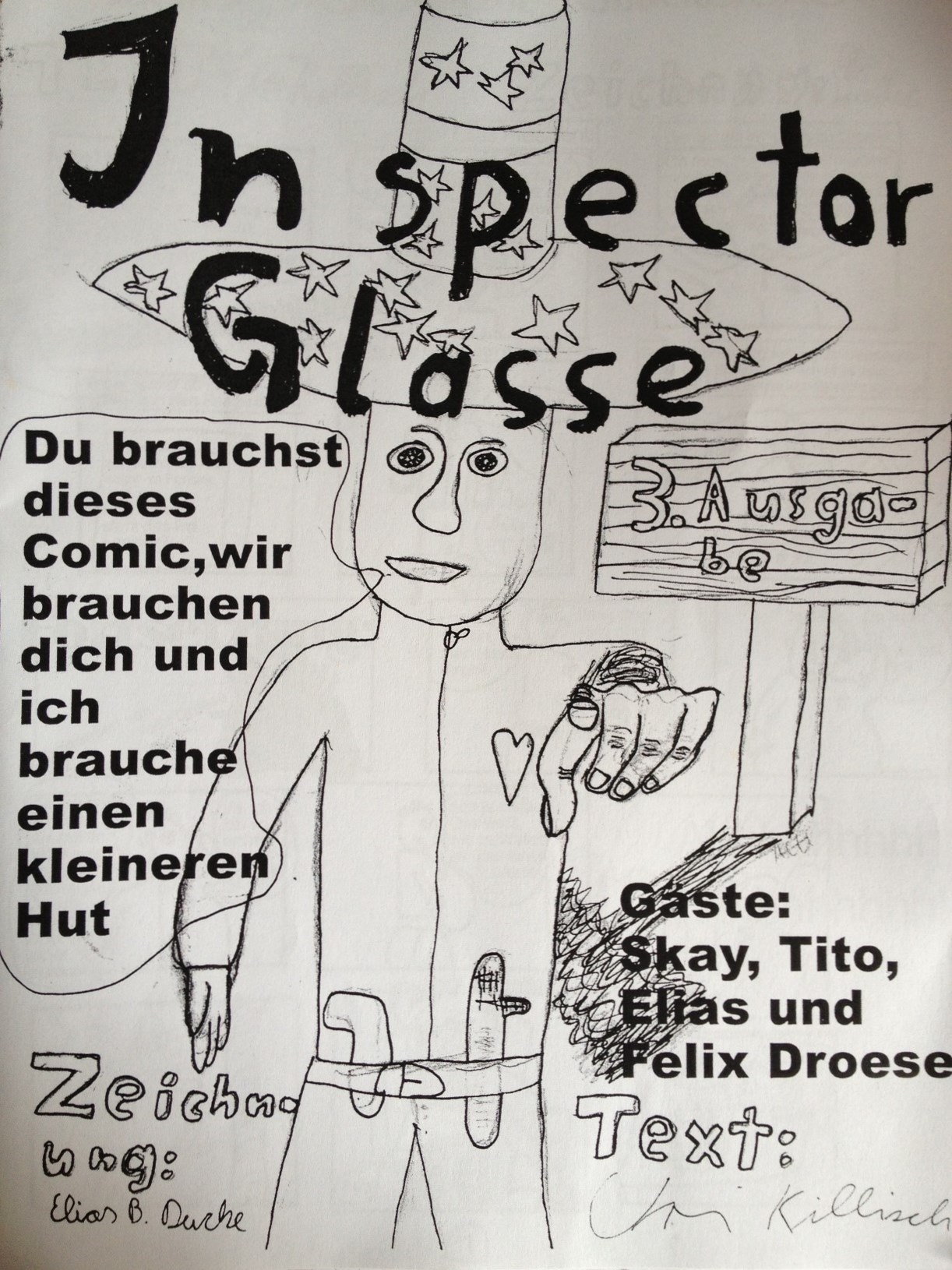 INSPECTOR GLASSEE 3